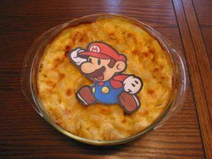 Mario Mac and Cheese
