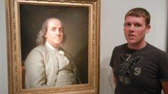 Daniel and Benjamin Franklin
