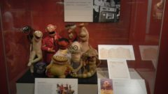 Jim Henson's original Sam and Friends Puppets