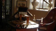 Thomas Jefferson's Polygraph and Book Rotator