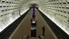 Shaw Howard University Metro Line Station