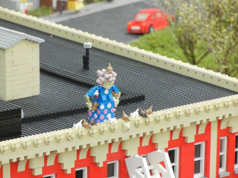 The Best Theme Park for Kids and Me: LegoLand