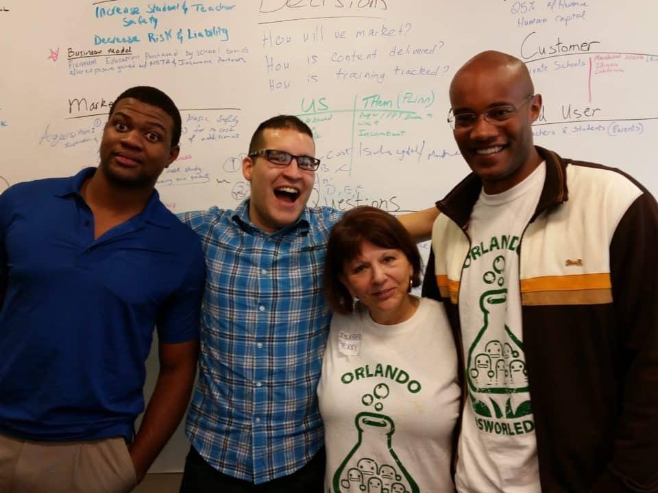 Orlando Startup Weekend Education