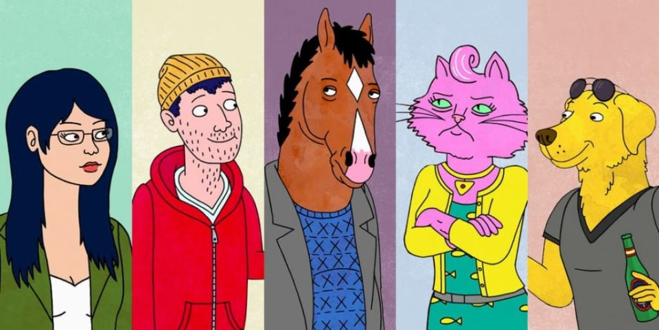 Bojack Horseman – Silly Cartoons Are For Adults Too