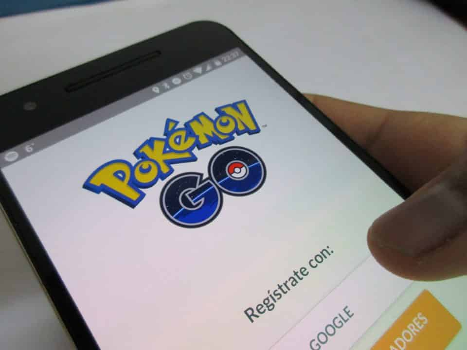 Pokemon Go Signup