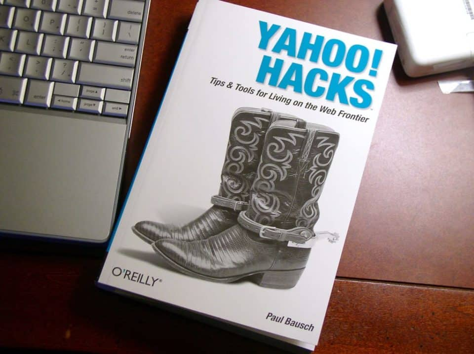 Yahoo Hacks, courtesy Premshee Pillai via Flickr