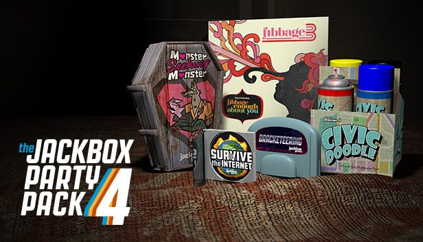 Jackbox 4 game screenshot
