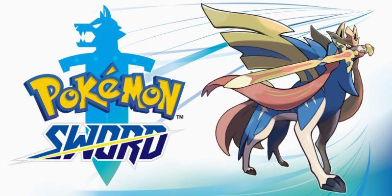 Pokemon Sword game screenshot