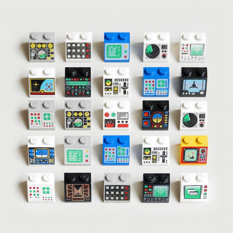 Typology of Lego Computers
